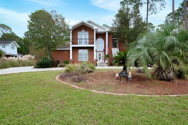 215 Yacht Club Drive, Niceville, FL 32578 (MLS #857496) :: Briar Patch Realty