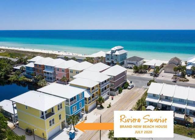 116 Riviera Drive, Panama City Beach, FL 32413 (MLS #857497) :: Engel & Voelkers - 30A Beaches
