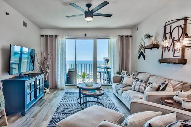 112 Seascape Drive Unit 1207, Miramar Beach, FL 32550 (MLS #857595) :: Berkshire Hathaway HomeServices Beach Properties of Florida