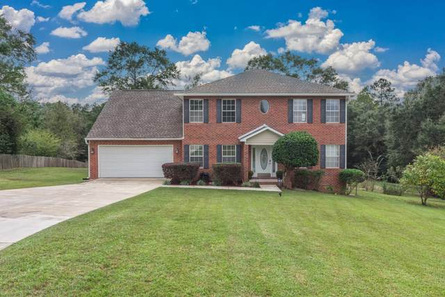 125 Conquest Avenue, Crestview, FL 32536 (MLS #857618) :: Beachside Luxury Realty