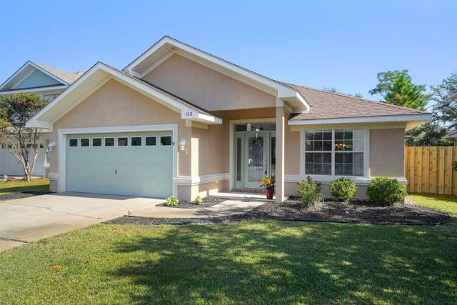 108 Loblolly Bay Drive, Santa Rosa Beach, FL 32459 (MLS #857649) :: Beachside Luxury Realty