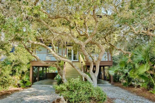 309 Defuniak Street, Santa Rosa Beach, FL 32459 (MLS #857652) :: The Beach Group