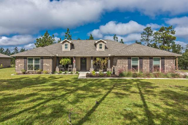 6420 Welannee Boulevard, Laurel Hill, FL 32567 (MLS #857653) :: Keller Williams Realty Emerald Coast