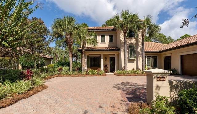 3430 Burnt Pine Lane, Miramar Beach, FL 32550 (MLS #857656) :: Scenic Sotheby's International Realty