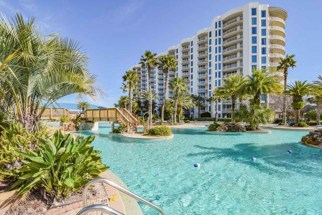 4207 Indian Bayou Trail #2910, Destin, FL 32541 (MLS #857659) :: Berkshire Hathaway HomeServices Beach Properties of Florida