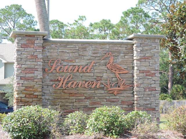 1717 Sound Haven Court, Navarre, FL 32566 (MLS #857666) :: Linda Miller Real Estate