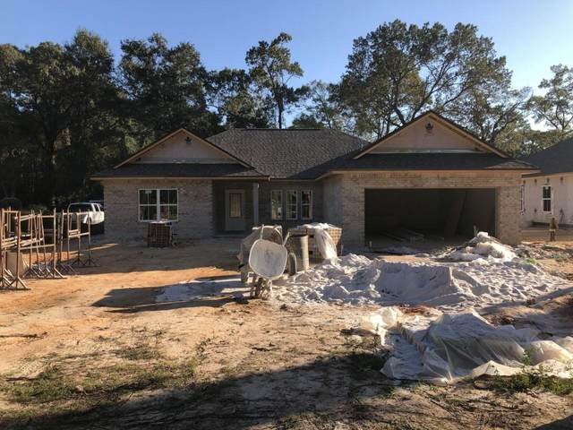 128 Gillis Drive, Crestview, FL 32536 (MLS #857736) :: Coastal Lifestyle Realty Group
