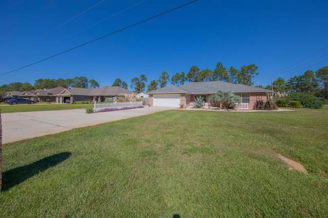 7072 Flintwood Street, Navarre, FL 32566 (MLS #857782) :: Briar Patch Realty
