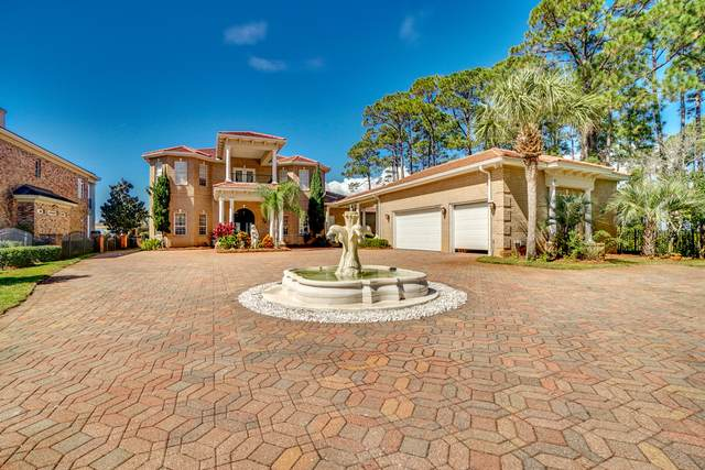 691 Driftwood Point Road, Santa Rosa Beach, FL 32459 (MLS #857794) :: Beachside Luxury Realty