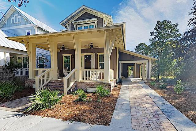 190 Okeechobee W, Santa Rosa Beach, FL 32459 (MLS #857796) :: Better Homes & Gardens Real Estate Emerald Coast