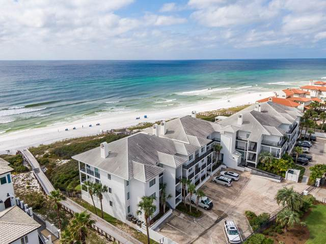 4961 W Co Hwy 30A #201, Santa Rosa Beach, FL 32459 (MLS #857830) :: Berkshire Hathaway HomeServices PenFed Realty