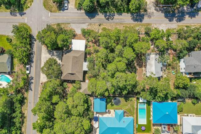 Lot 10 Bramble Street, Santa Rosa Beach, FL 32459 (MLS #857853) :: Berkshire Hathaway HomeServices Beach Properties of Florida