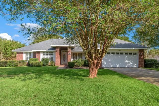 1960 Candlewood Drive, Navarre, FL 32566 (MLS #857861) :: Better Homes & Gardens Real Estate Emerald Coast