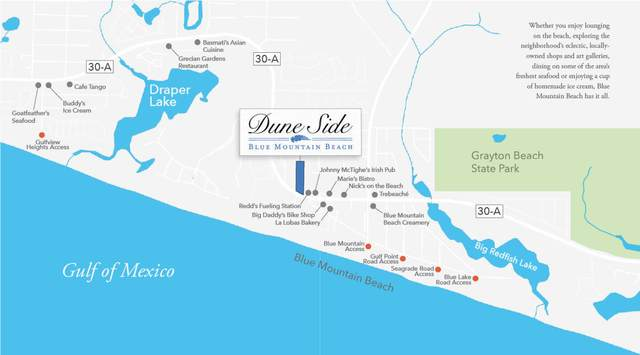 Lot 2 Dune Side Lane, Santa Rosa Beach, FL 32459 (MLS #857881) :: Better Homes & Gardens Real Estate Emerald Coast