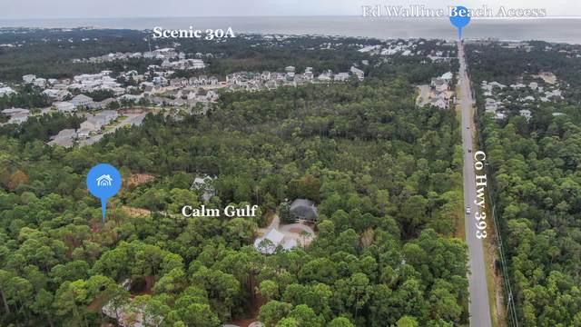 Lot 22 Calm Gulf Drive, Santa Rosa Beach, FL 32459 (MLS #857893) :: Counts Real Estate on 30A