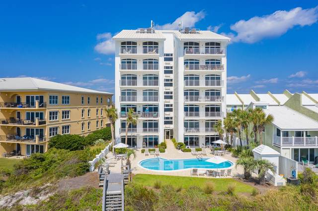 2393 W Co Highway 30-A Unit 702, Santa Rosa Beach, FL 32459 (MLS #857894) :: The Beach Group