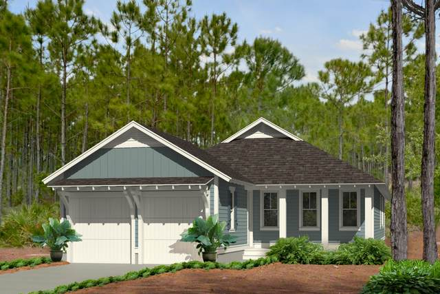 309 Sidecamp Road Lot 64, Watersound, FL 32461 (MLS #857907) :: Coastal Luxury