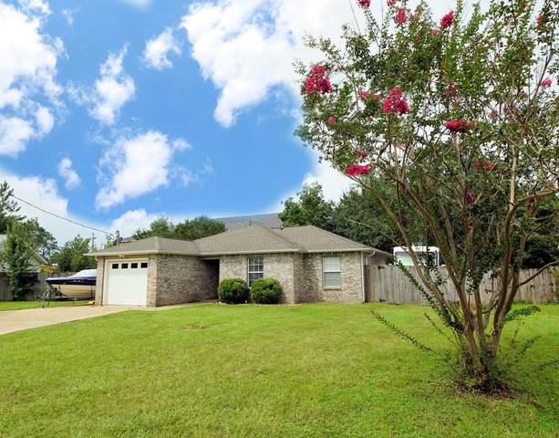 111 Oak Terrace Drive, Crestview, FL 32539 (MLS #857935) :: Better Homes & Gardens Real Estate Emerald Coast
