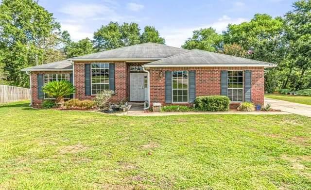 318 Peggy Drive, Crestview, FL 32536 (MLS #857956) :: Better Homes & Gardens Real Estate Emerald Coast