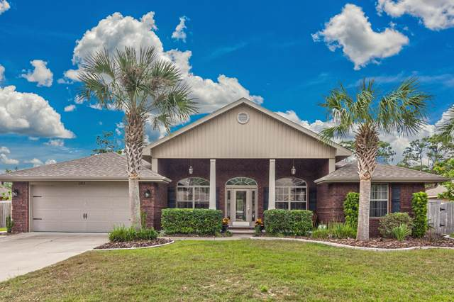 1813 Twin Pine Boulevard, Gulf Breeze, FL 32563 (MLS #857961) :: Beachside Luxury Realty