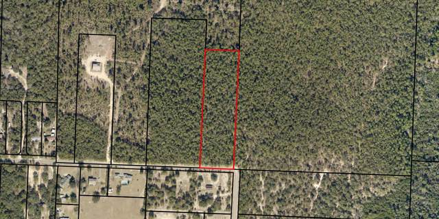5 Acres Trammel Drive, Milton, FL 32570 (MLS #857969) :: Briar Patch Realty