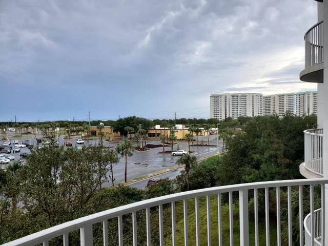 4203 Indian Bayou Trail #1408, Destin, FL 32541 (MLS #857987) :: Back Stage Realty