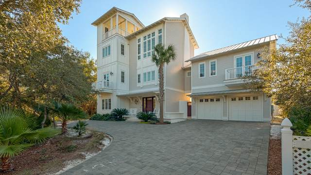 325 Walton Rose Lane, Inlet Beach, FL 32461 (MLS #857990) :: Coastal Luxury