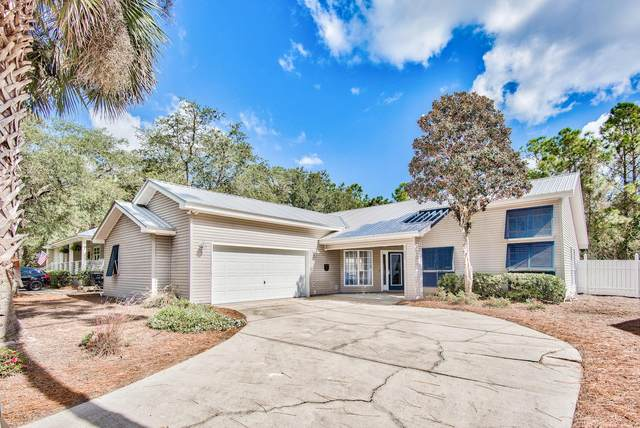 408 Seacrest Drive, Inlet Beach, FL 32461 (MLS #857997) :: Coastal Luxury