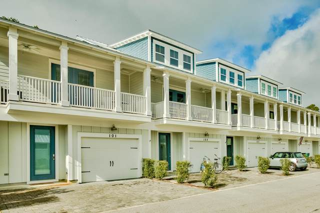4923 E County Hwy 30A C-102, Santa Rosa Beach, FL 32459 (MLS #858000) :: Berkshire Hathaway HomeServices Beach Properties of Florida