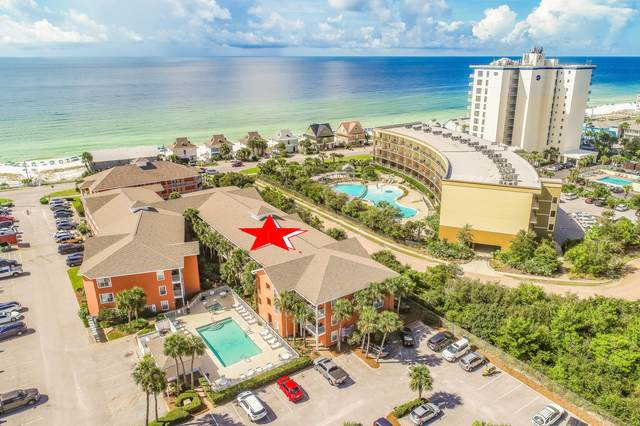 2830 Scienic Gulf Drive #125, Destin, FL 32540 (MLS #858016) :: Berkshire Hathaway HomeServices Beach Properties of Florida
