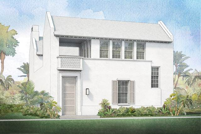 34 Lemon Hill Alley Z4, Alys Beach, FL 32461 (MLS #858098) :: Engel & Voelkers - 30A Beaches