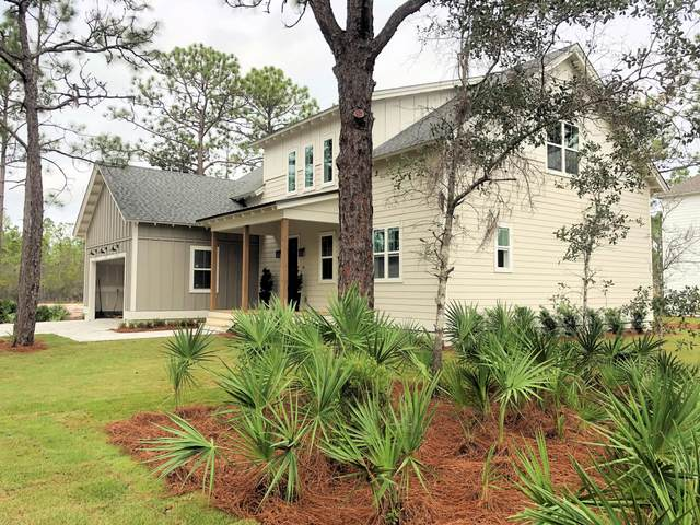34 Cord Road, Santa Rosa Beach, FL 32459 (MLS #858100) :: Better Homes & Gardens Real Estate Emerald Coast