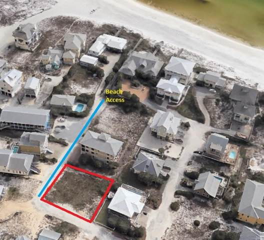 1 Sandy Lane, Santa Rosa Beach, FL 32459 (MLS #858118) :: Berkshire Hathaway HomeServices Beach Properties of Florida