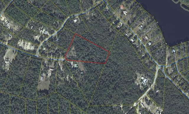 6 Acres Hurricane Drive, Defuniak Springs, FL 32433 (MLS #858121) :: Engel & Voelkers - 30A Beaches