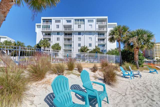 30 Moreno Point Road Unit 106C, Destin, FL 32541 (MLS #858126) :: Berkshire Hathaway HomeServices Beach Properties of Florida