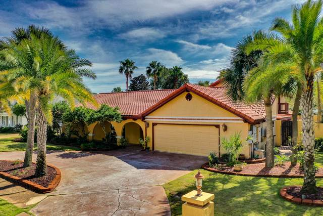 141 Indian Bayou Drive, Destin, FL 32541 (MLS #858157) :: Engel & Voelkers - 30A Beaches
