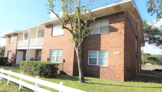 601 Colonial Drive Unit 8, Fort Walton Beach, FL 32547 (MLS #858159) :: Coastal Lifestyle Realty Group