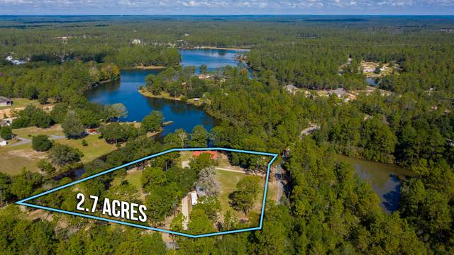 4171 Lakeview Drive, Crestview, FL 32539 (MLS #858179) :: The Premier Property Group