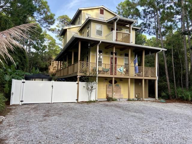 439 Montigo Avenue, Santa Rosa Beach, FL 32459 (MLS #858236) :: Vacasa Real Estate