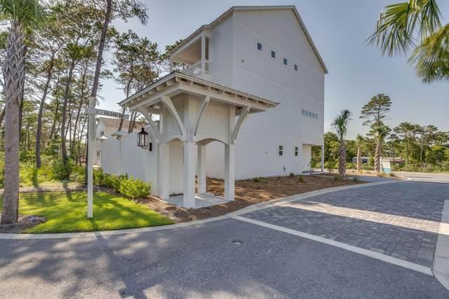33 Valdare Lane, Inlet Beach, FL 32461 (MLS #858258) :: Somers & Company