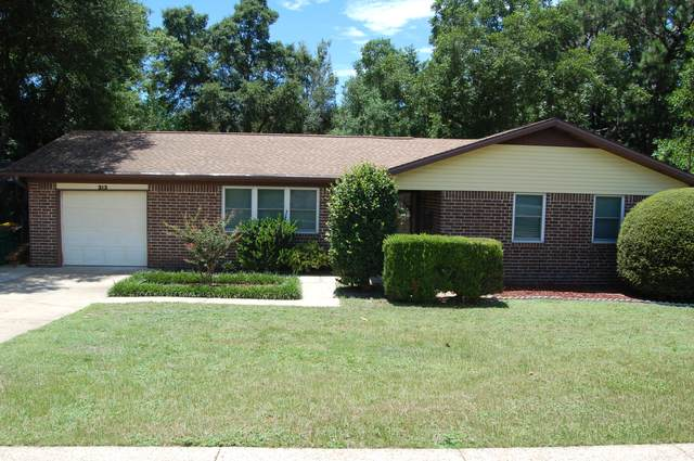 312 Mcewen Drive, Niceville, FL 32578 (MLS #858275) :: 30A Escapes Realty