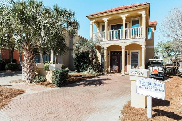 4769 Calatrava Court, Destin, FL 32541 (MLS #858283) :: Berkshire Hathaway HomeServices Beach Properties of Florida
