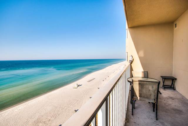16819 Front Beach Road Unit 707, Panama City Beach, FL 32413 (MLS #858296) :: ENGEL & VÖLKERS