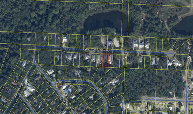 Lot 8 Spotted Dolphin Road, Santa Rosa Beach, FL 32459 (MLS #858302) :: Back Stage Realty