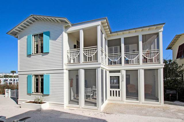 2326 E Co Highway 30-A, Santa Rosa Beach, FL 32459 (MLS #858326) :: Scenic Sotheby's International Realty