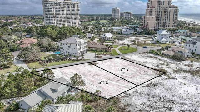 Lot #7 E Beach Drive, Miramar Beach, FL 32550 (MLS #858331) :: Berkshire Hathaway HomeServices PenFed Realty