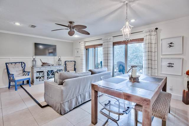 81 S Orange Street #206, Panama City Beach, FL 32461 (MLS #858365) :: ENGEL & VÖLKERS