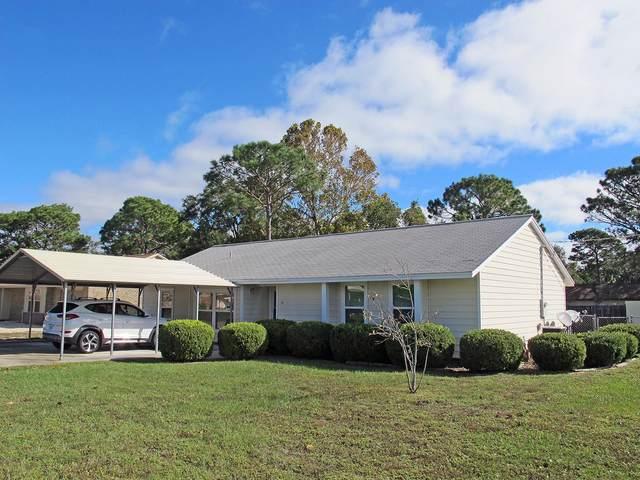 74 8th Street, Shalimar, FL 32579 (MLS #858375) :: Classic Luxury Real Estate, LLC