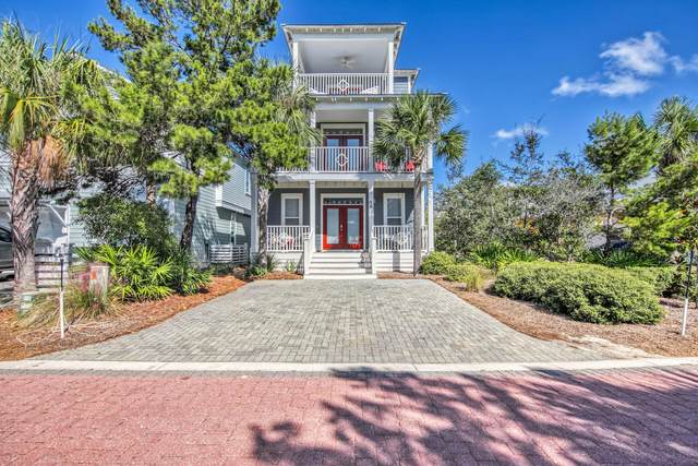 96 Surfer Lane, Inlet Beach, FL 32461 (MLS #858391) :: Linda Miller Real Estate