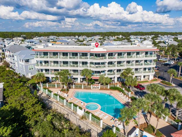 9955 E Co Highway 30-A #104, Inlet Beach, FL 32461 (MLS #858432) :: 30a Beach Homes For Sale